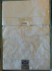 Hand Embroidery Sheet & Pillow Cases   Mississauga, L5N 2X2