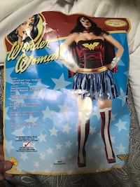 Wonder Woman costume Fairbanks, 99709