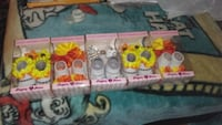 Baby bootie sets