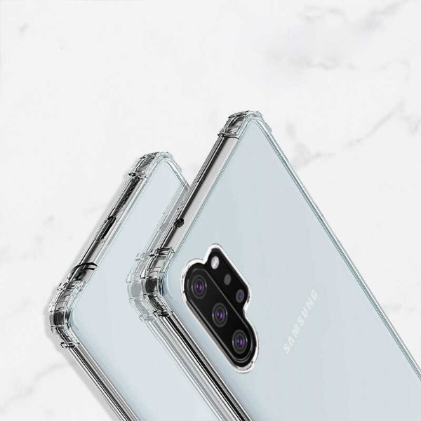 Note 10 Plus Kılıf Nitro Anti Shock Silikon