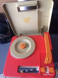 Fisher Price old pick up stereo $ [TL_HIDDEN] 0