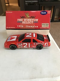 Red the winston select 1996 champion scale model with box Palm Coast, 32164