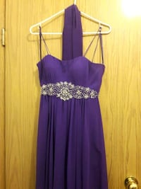 Floor length bridesmaid/prom dress Vancouver, V5K 2B1
