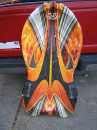 Soft sled pre-owned good condition. x-posted.