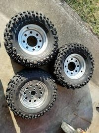 ATV tires and rims. BRAND NEW! Indianapolis, 46227