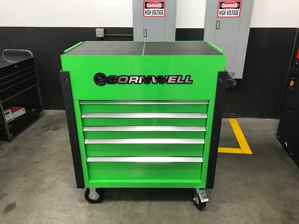 used cornwell slide top roll cart for sale in gillsville - letgo