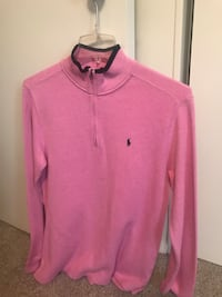 Pink + Navy Blue Polo Sweater (L/18-20) Knoxville, 37912