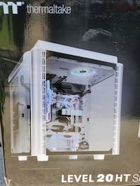 Thermaltake lol 20 ht snow edition. NEW for sale