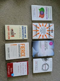 Communications and modern business books