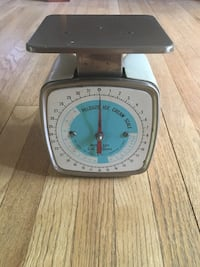 Scale, Vintage, Weight, Food, Healthy, Collectors, Pelouze ice cream, Accessory, Kitchen, High, Decor, Display, Diet, Sell Robbinsdale, 55422