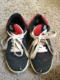 Boys size 1 shoes good for lake or getting dirty! Saskatoon, S7R 0H8