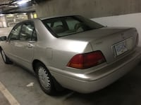 Acura RL 1996 One Owner Surrey