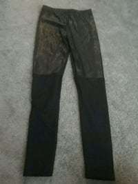 black leather pants extra small Norfolk, 23502