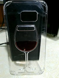 Wine case for Samsung phone.  The Bronx, 10451