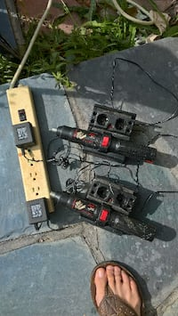 Two Skil Cordless Screwdrivers with chargers. Toronto