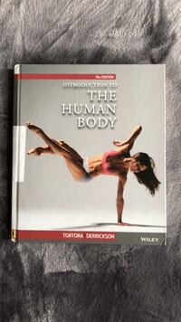 Introduction to the Human Body textbook