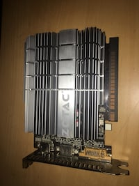 Zotac gt430 zone edition graphics card
