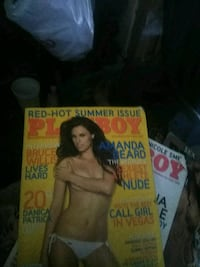 Playboy colleters issues 50 dollars each Tulsa, 74132