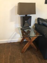 Coffee and end tables and lamps Leland, 28479