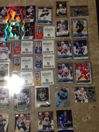 Hockey card surprise packs 75 Cards High River