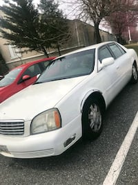 Cadillac - DTS - 2002 Capitol Heights, 20743