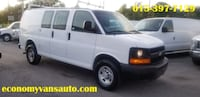 2017 Chevy Express 2500 4.8L V8 only 8K Miles