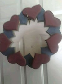 white, red, and blue ribbon wreath New Holland, 17557