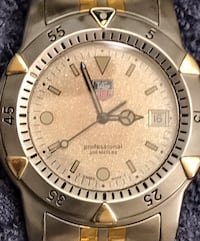 """Tag Heuer Vintage """"Professional"""" Divers watch. Frederick, 21701"""