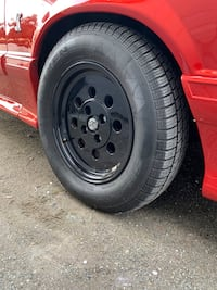 1987 Ford Mustang Sunnyvale