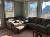 Sage green couch set  Burke, 22015