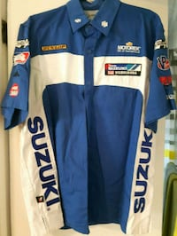 MENS SUZUKI SHIRT BRAND NEW Winnipeg, R3J 1T2