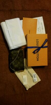 Sold Out Louis Vuitton Mini Pochette Accessoires  Fairfax, 22030