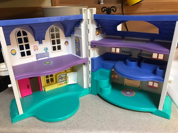 Used Fisher Price Little People Doll House For Sale In Waynesville