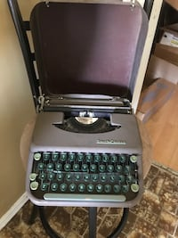 Smith Corona Typewriter from the late '50's