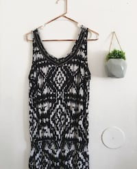 I.N.C. Tribal beaded front jumpsuit  Los Angeles, 91402