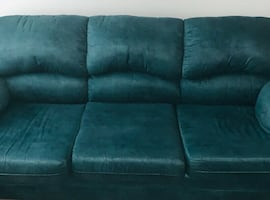TWO THREE SEATER SOFAS FOR $90