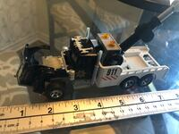 Majorette 1:47 Scale KENWORTH POLICE TOW TRUCK - LOOSE Courtice, L1E 2S2