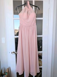 Blush XS bridesmaid dress Markham