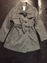 Girls Toddler Trench Coat Calgary, T3K 0H9