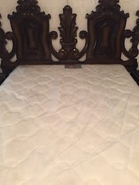 white and black bed mattress Mount Holly, 08060