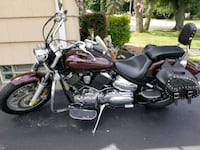 2007 Yamaha vstar 1100 with extras. Rochester, 14606