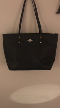 Authentic Coach New York Black Tote Mississauga, L4Z 2W1