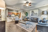 One bedroom one bath starting at $1005! Carrollton