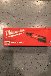 Milwaukee 12 Volt Ratchet