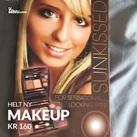 Makeup KIT bronzer Fornebu, 1360
