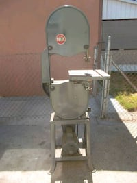 """14"""" Delta Milwaukee Band Saw Multiple Speed Stand Bell Gardens, 90201"""