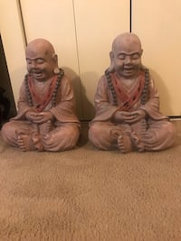 "Set of 2 Buddha statue 24"" click on my profile picture for more listings message me if you interested pick up in Gaithersburg md20877 Gaithersburg"