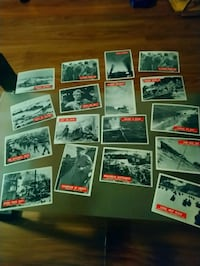 WW2 Collector Cards  Waterloo