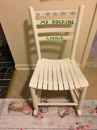 rocking chair handmade painted Manchester, 06040