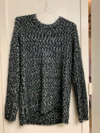 Cozy long soft sweater (new) Addison, 75001